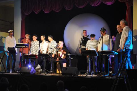 Chor'hommes a fêté son 200e concert